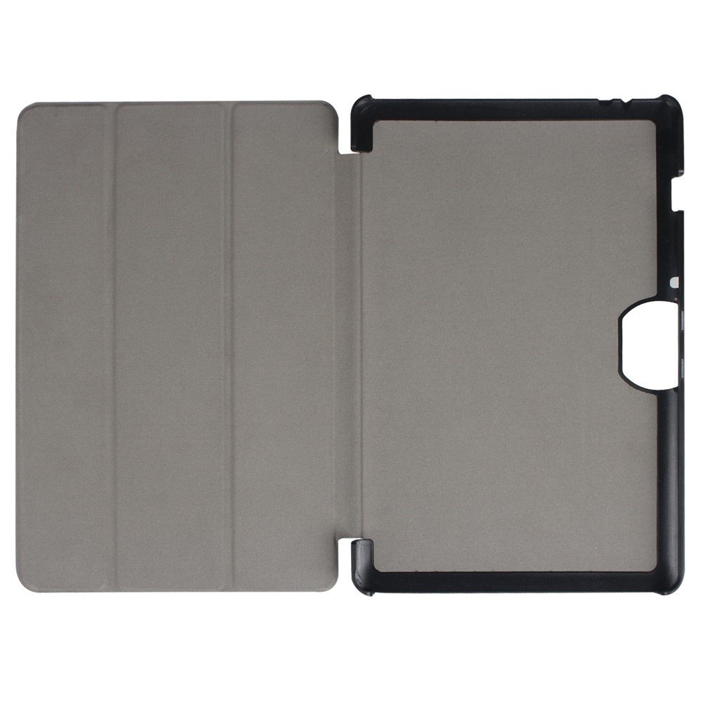 Image of   Acer Iconia Tab 10 A3-A40 - Læder Tri-Fold cover / etui - Brun