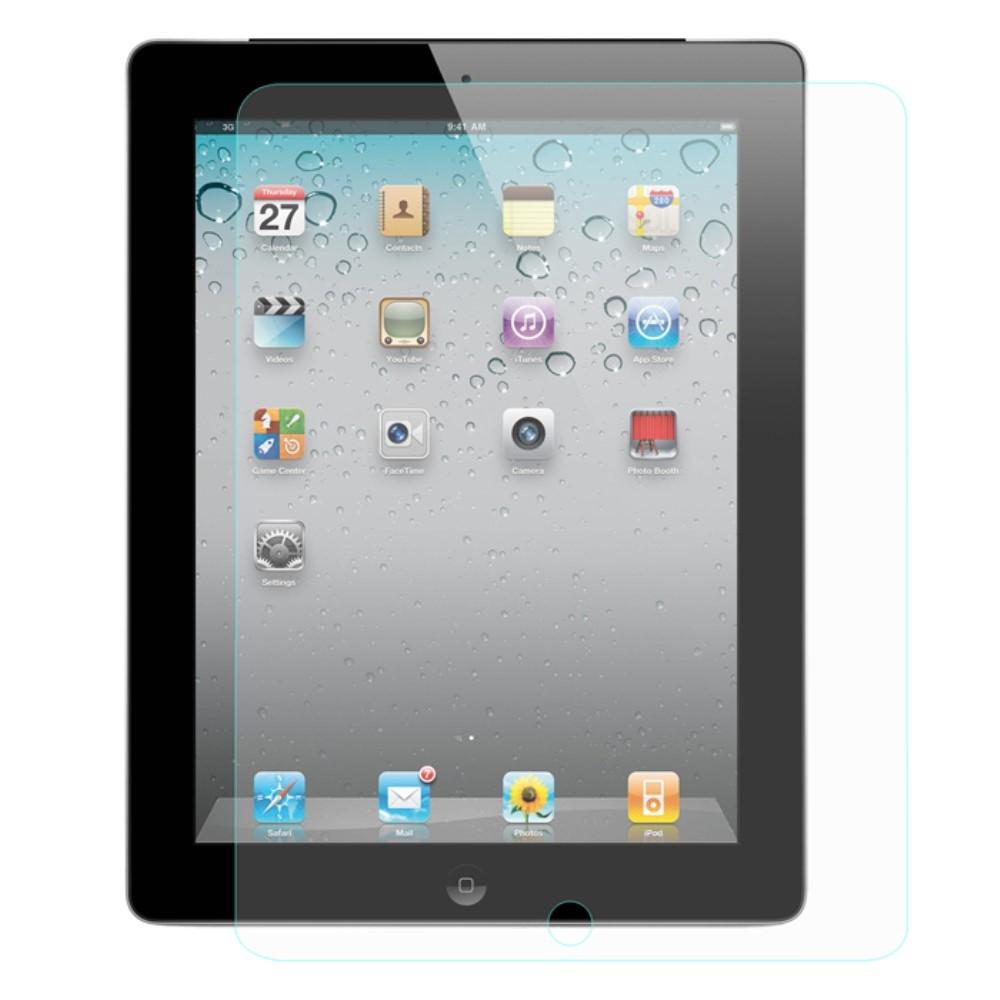 Image of   iPad 2/3/4 - Hærdet Panserglas 033mm. m/arc edge