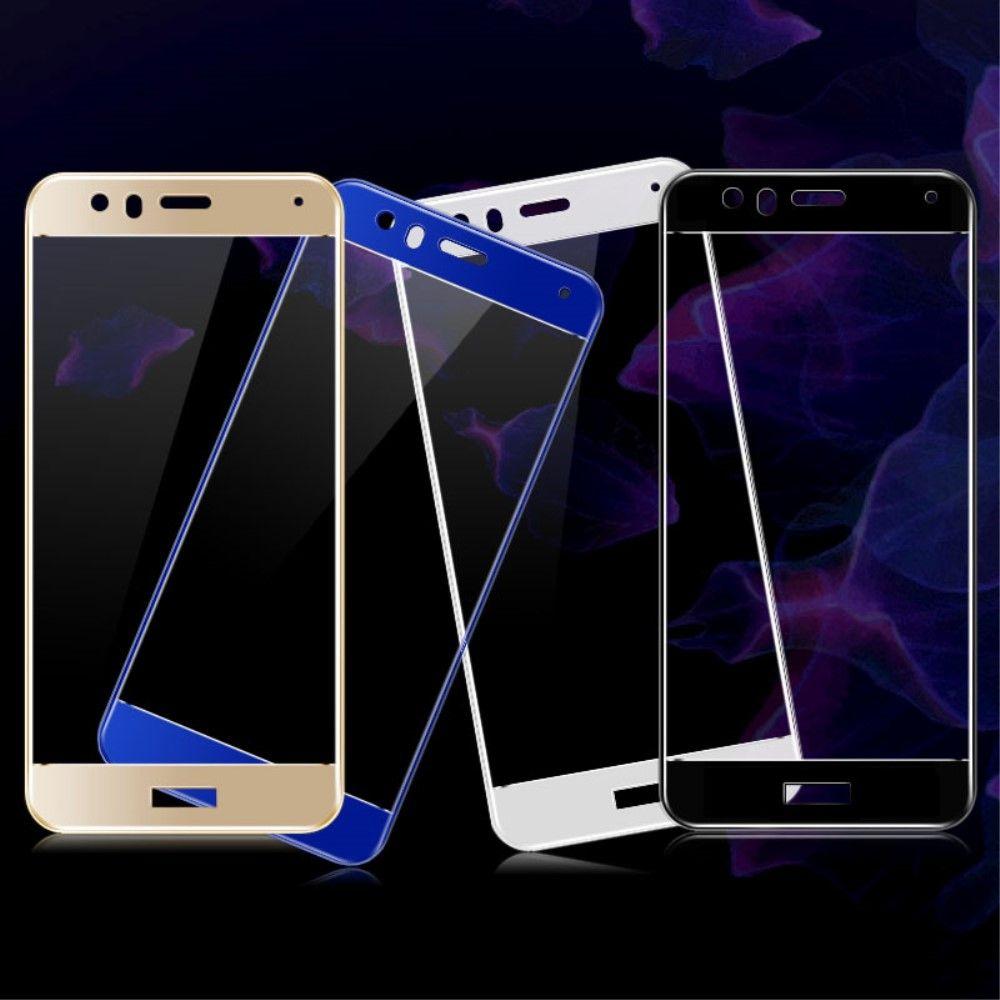 Huawei P10 Lite - IMAK panserglas fuld dækning - Guld