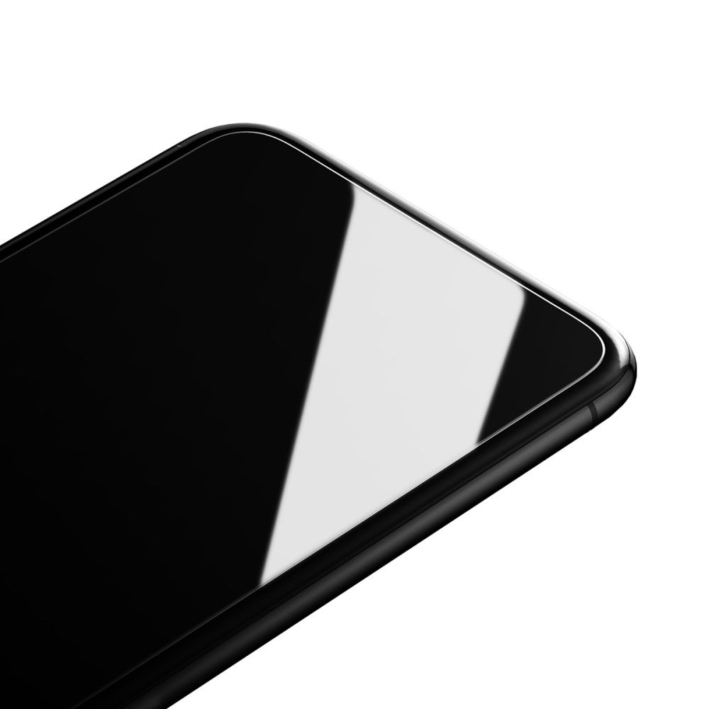 iPhone X - Hærdet panserglas BASEUS 0,3mm. Anti blue ray