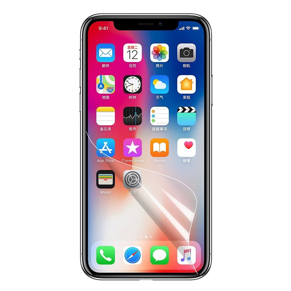Image of   iPhone X / XS - Ultraklar LCD beskyttelsesfilm