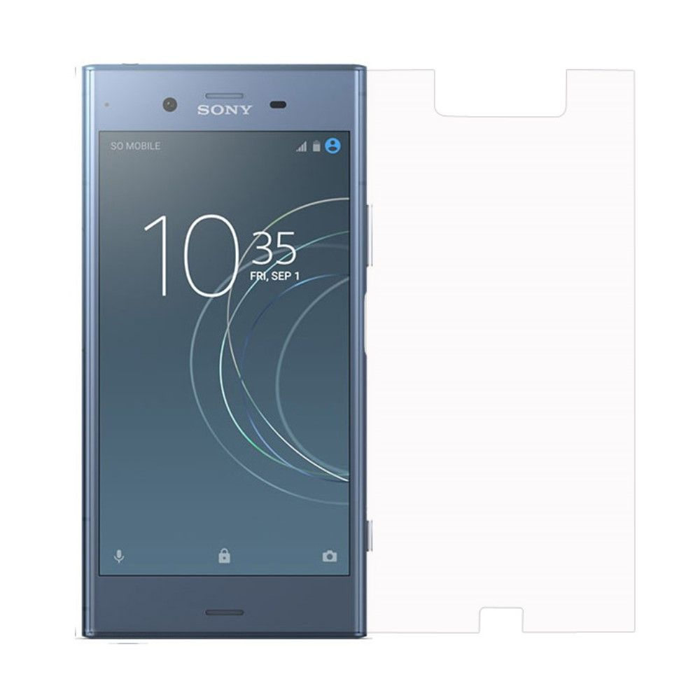 Xperia XZ1 - Panserglas 0,3mm. (Arc Edge)