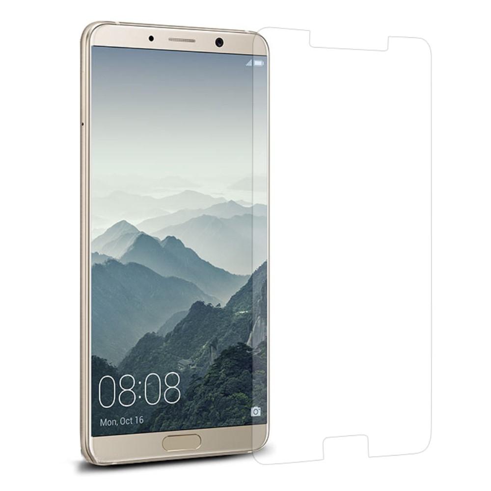 Huawei Mate 10 Pro - Hærdet panserglas 0,3mm. (Arc Edge)