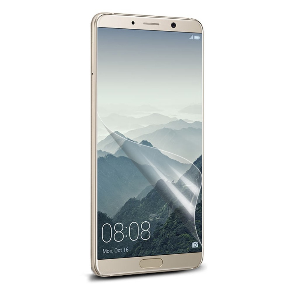 Image of   Huawei Mate 10 Pro - Beskyttelsesfilm Ultra klar LCD
