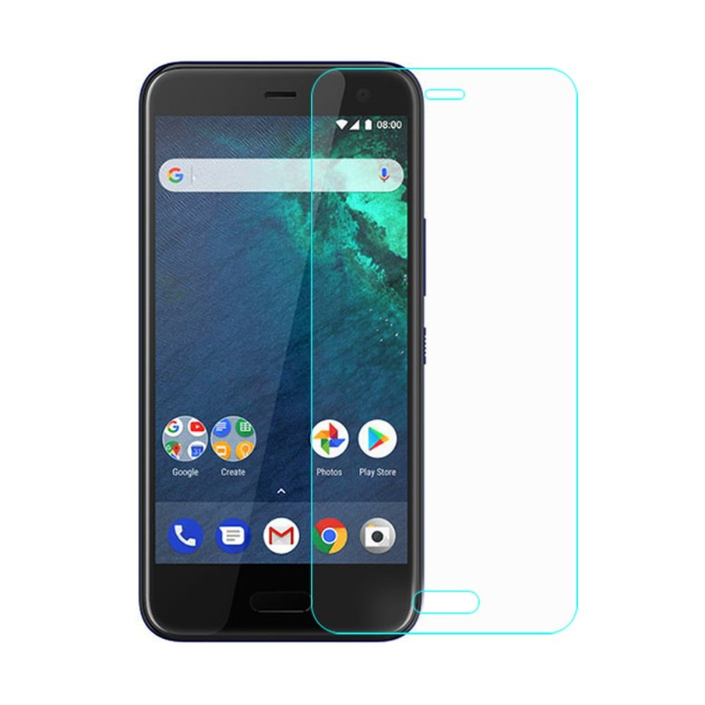 HTC U11 Life - Panserglas 0,3mm. med Arc Edge