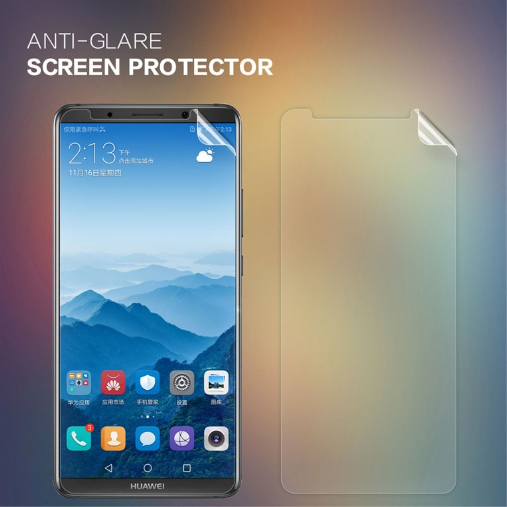 Image of   Huawei Mate 10 Pro - NILLKIN anti-ridse skærmbeskytter