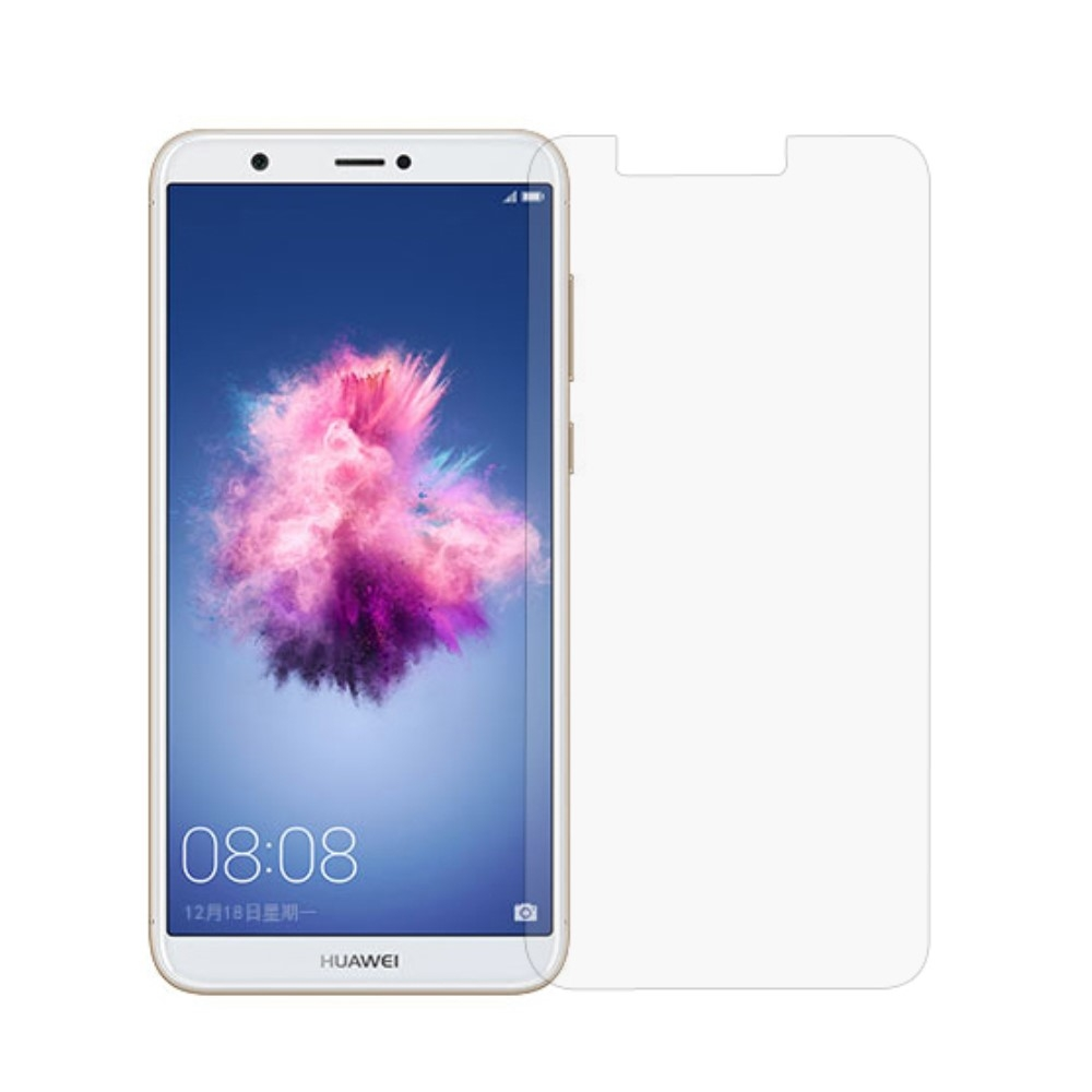 Huawei P Smart - Hærdet panserglas 0.3mm (Arc Edge)