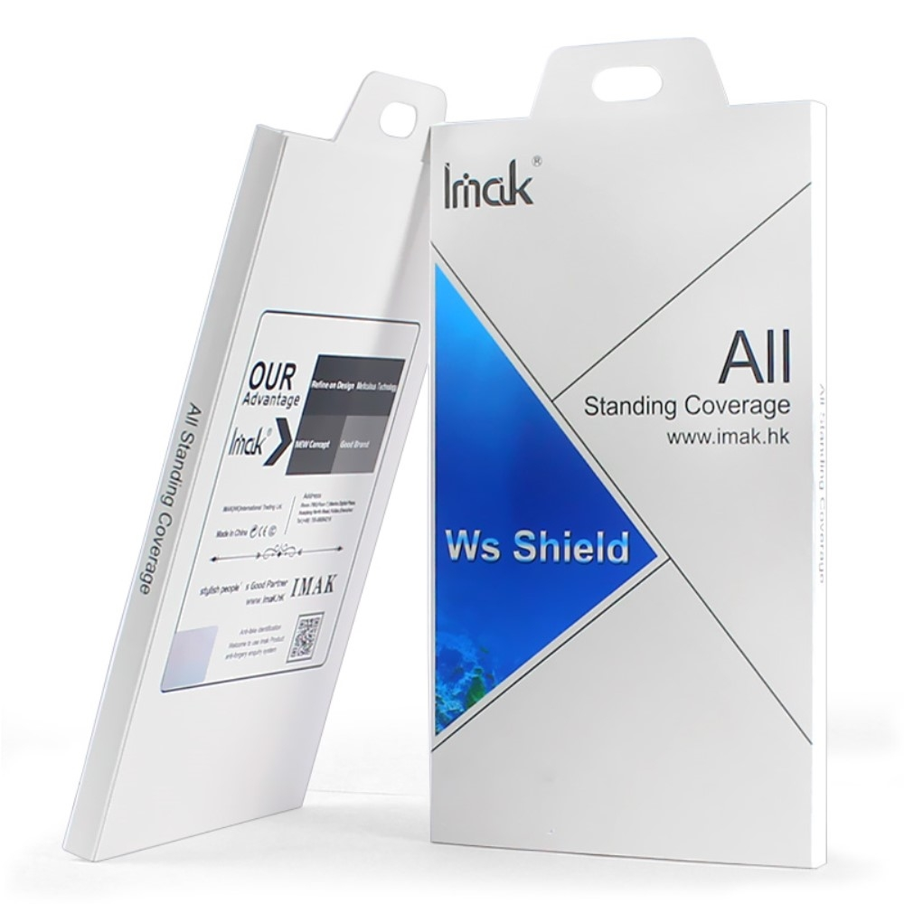 Nokia 7 Plus - IMAK Hydrogel 0,15mm. beskyttelsesfilm til Bagsiden