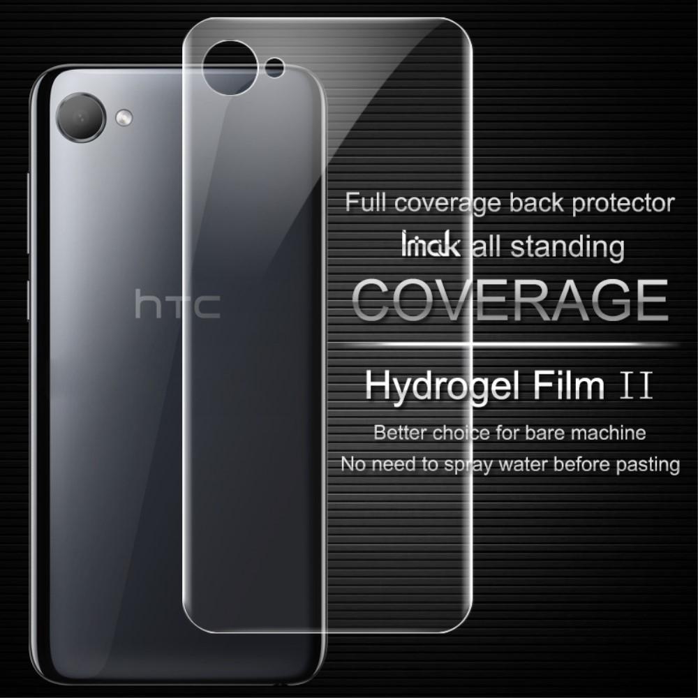 Image of   HTC Desire 12 - IMAK Hydrogel 0,15mm. beskyttelsesfilm til Bagsiden