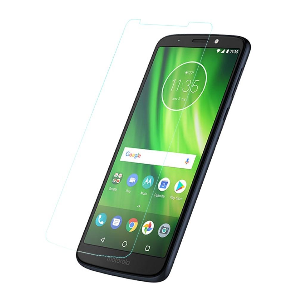 Motorola Moto G6 Play - Hærdet panserglas 0,3mm.