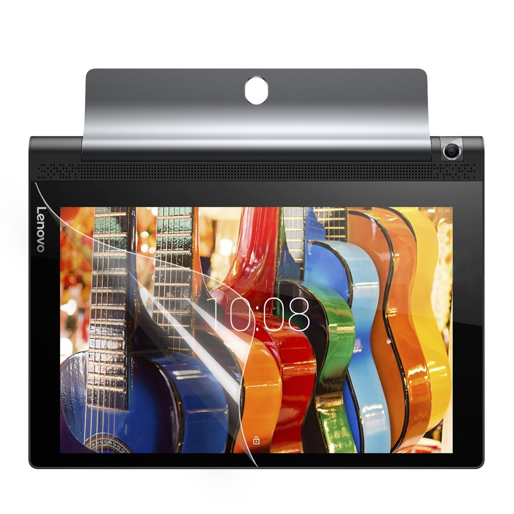 Image of   Lenovo Yoga Tab 3 10 - Ultra Klar LCD beskyttelsesfilm