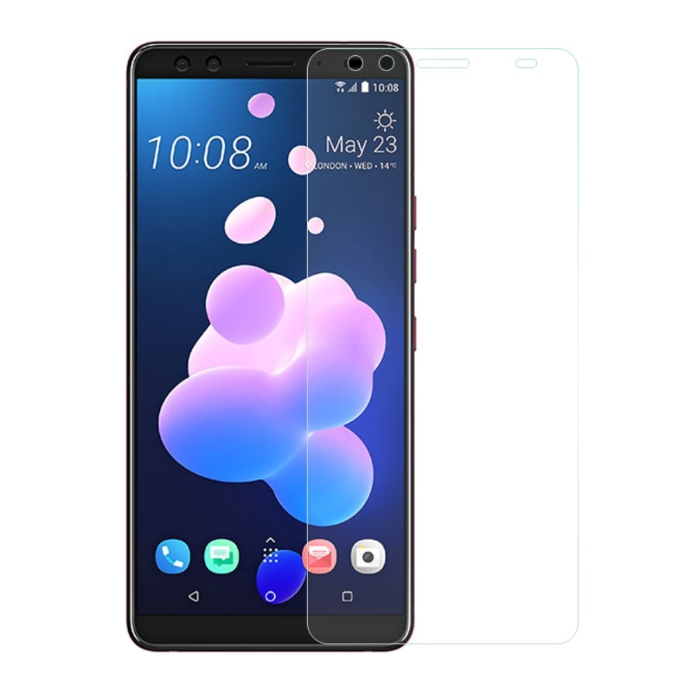 Image of   HTC U12 Plus - Hærdet panserglas 0,3mm