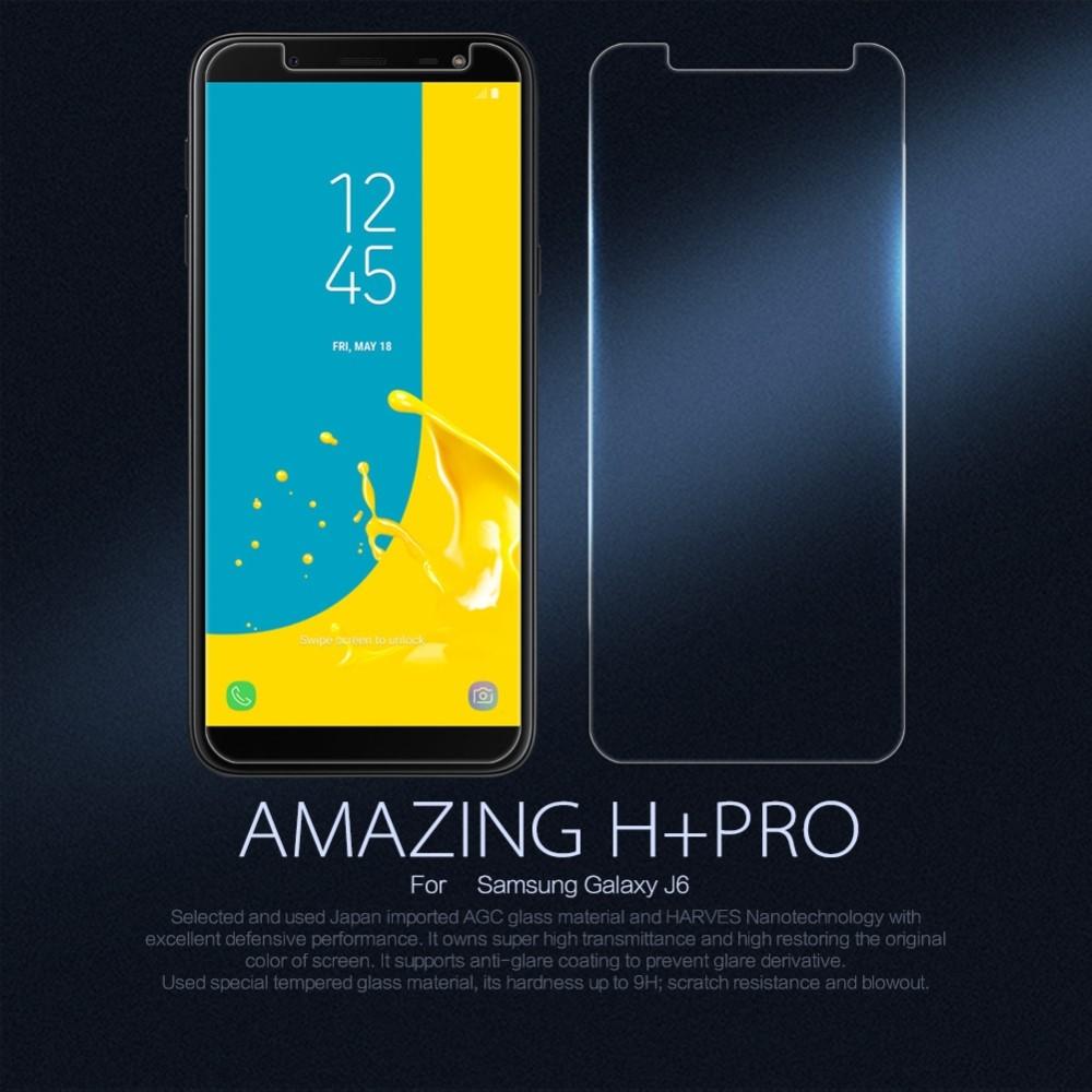 Samsung Galaxy J6 (2018) - NILLKIN Amazing H+PRO 0,20 mm.hærdet panserglas