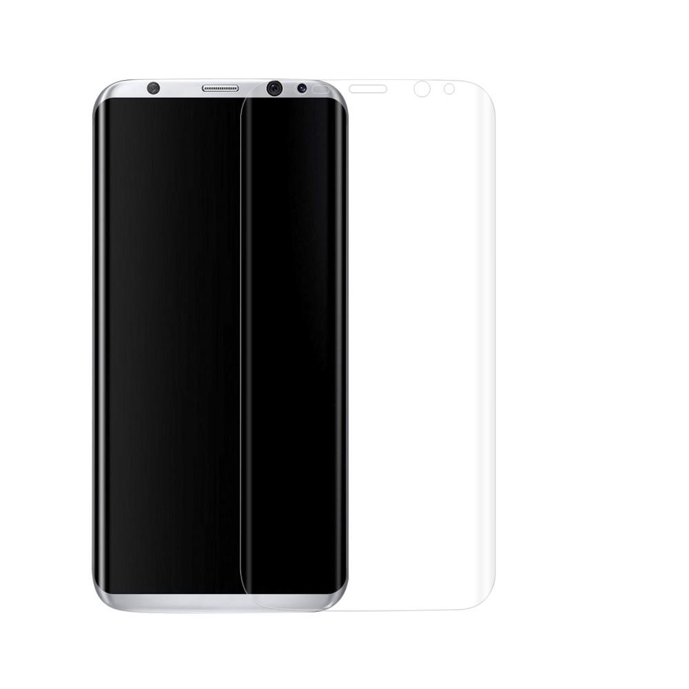 Billede af Samsung Galaxy Note 9 - PET 0,1mm skærmbeskytter m/komplet dækning