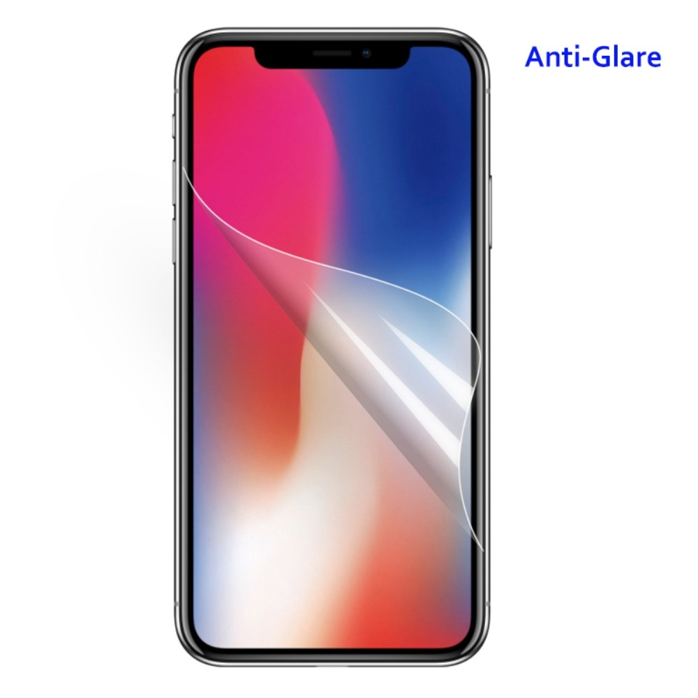 Image of   iPhone XS Max - Mat Anti-Blænd LCD beskyttelsesfilm