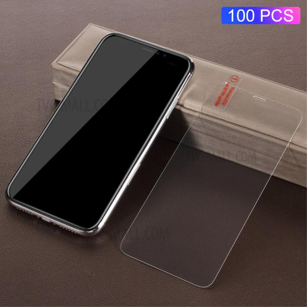 Image of   50 stk. iPhone 11 / XR - Hærdet beskyttelsesglas 0,25mm 9H