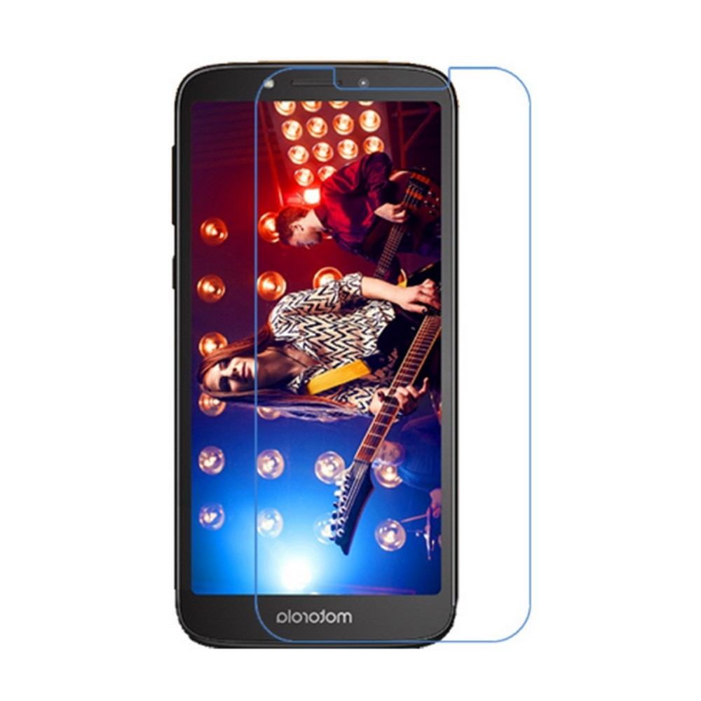 Motorola Moto E5 Play Go - Mat LCD Anti-Blænd beskyttelsesfilm