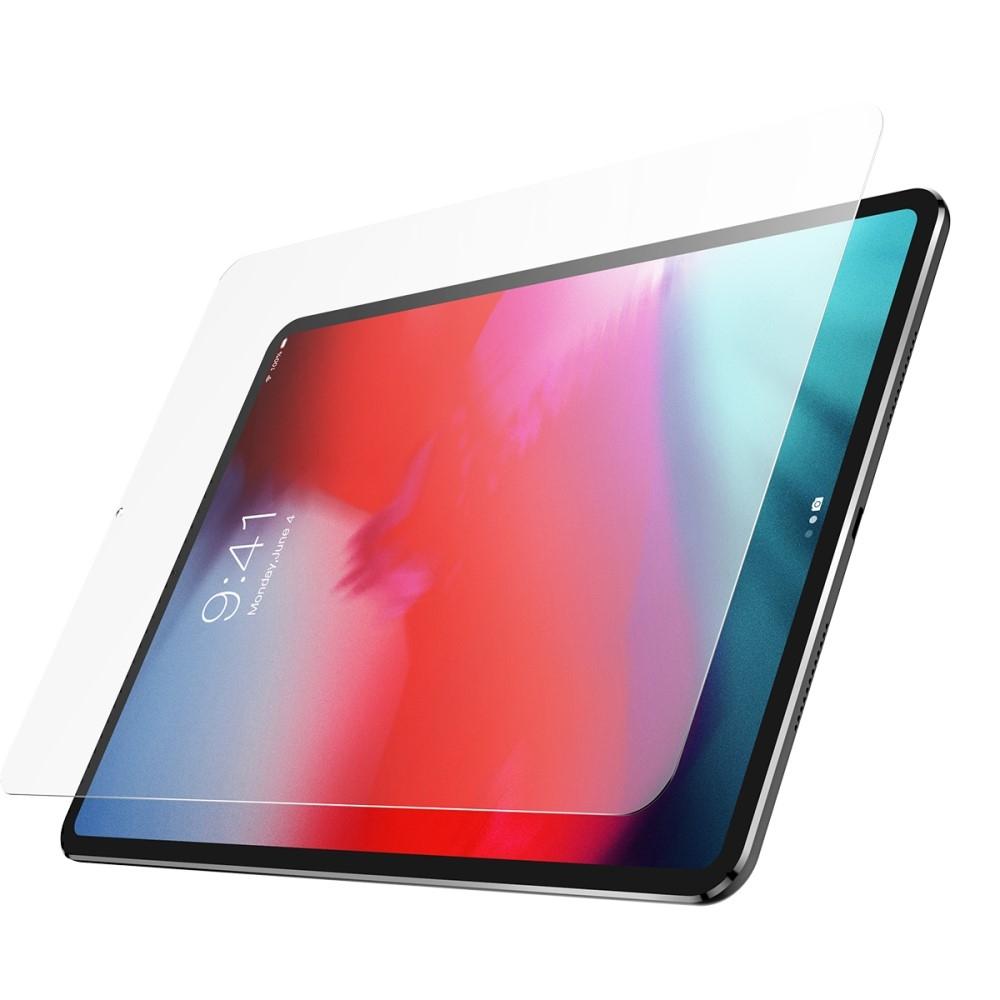 Image of   iPad Pro 11 (2018) - Hærdet beskyttelsesglas 0,3mm m/komplet dækning