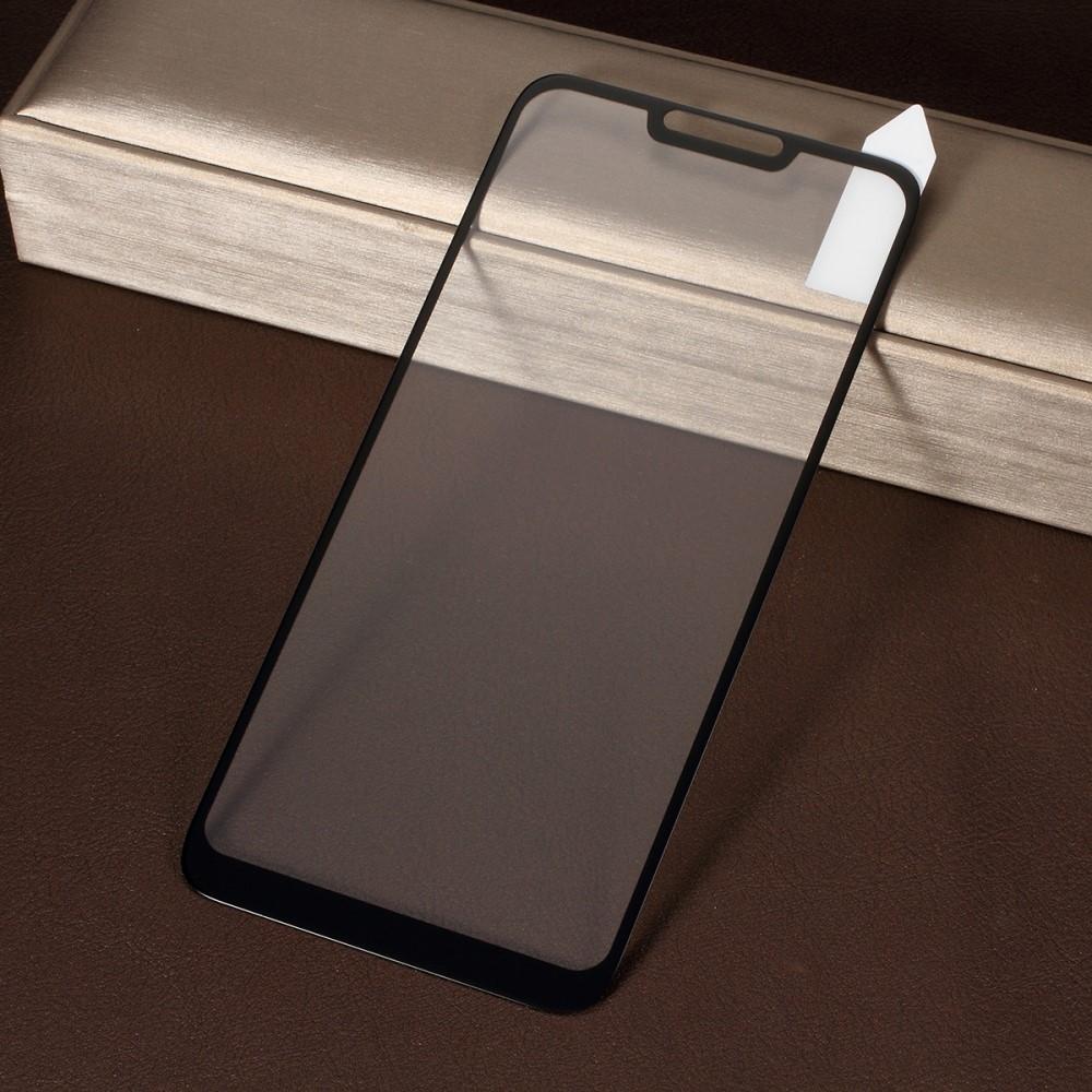 Image of   Asus Zenfone Max (M2) - RURIHAI Defense beskyttelsesglas m/komplet dækning