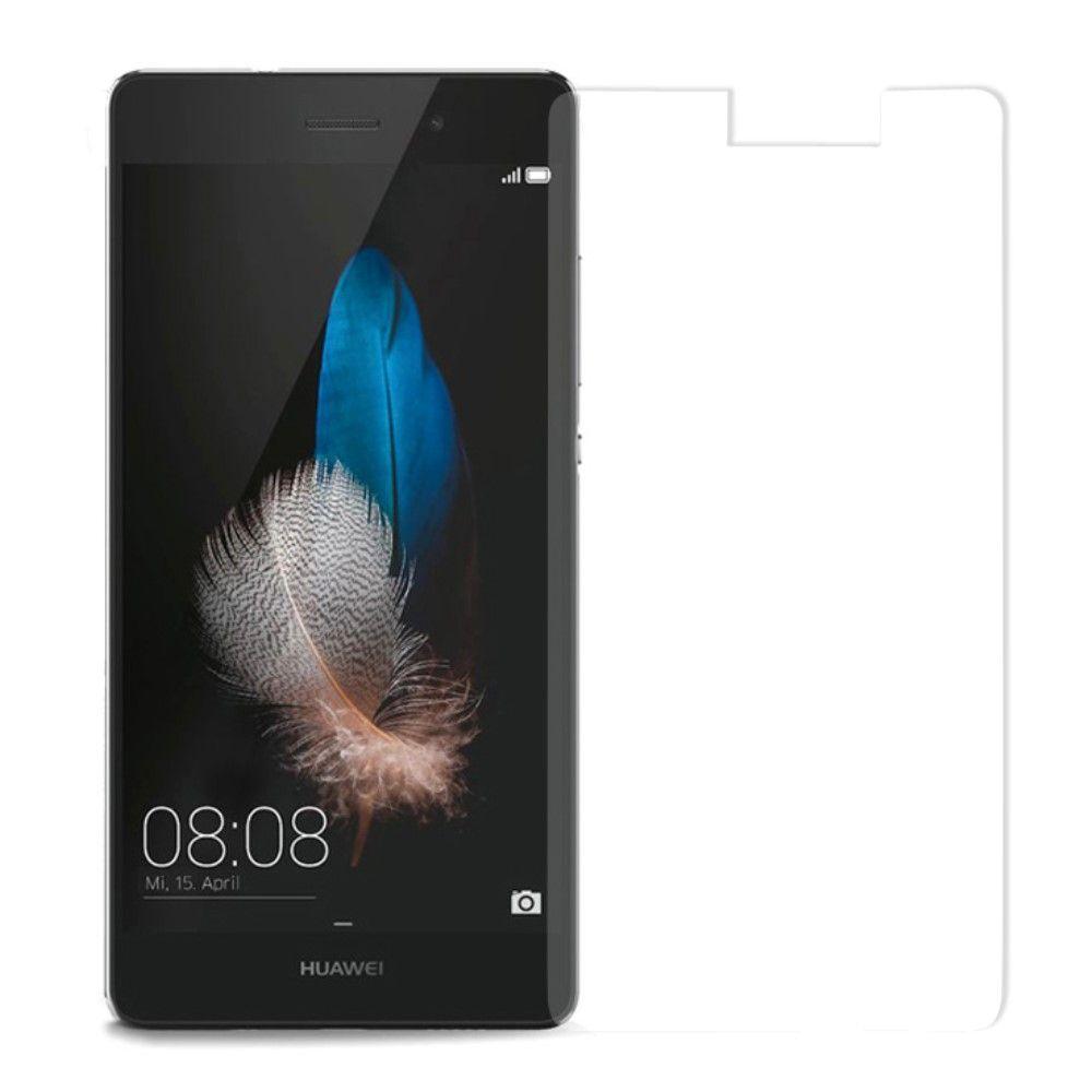 Huawei P8 Lite - Hærdet  panserglas 0,3 mm. Arc Edge