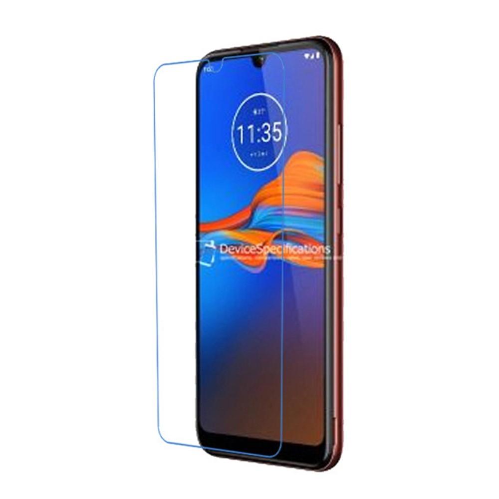 Motorola E6 Plus - Ultra klar LCD beskyttelsesfilm