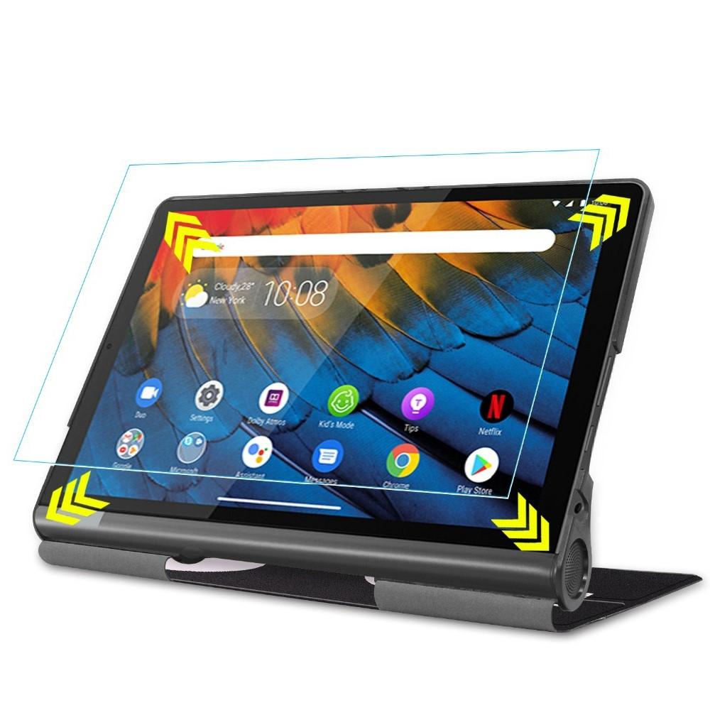 Lenovo Yoga Tab 5 10.1 X705F - Hærdet beskyttelsesglas 0,3mm 9H