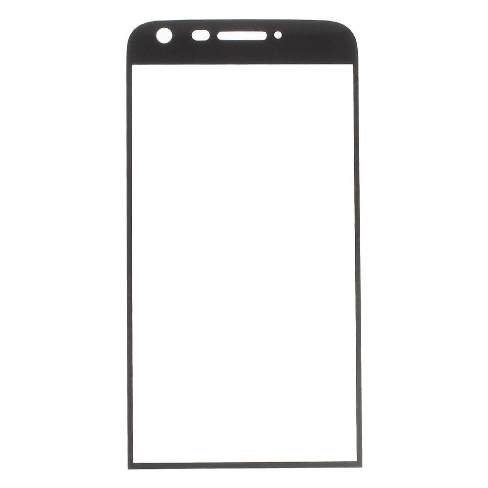 LG G5/G5 SE - Panserglas m/fuld dækning - Sort