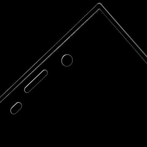Sony Xperia XZs/XZ - Fuld Beskyttelse Hærdet Panserglas - Transparent