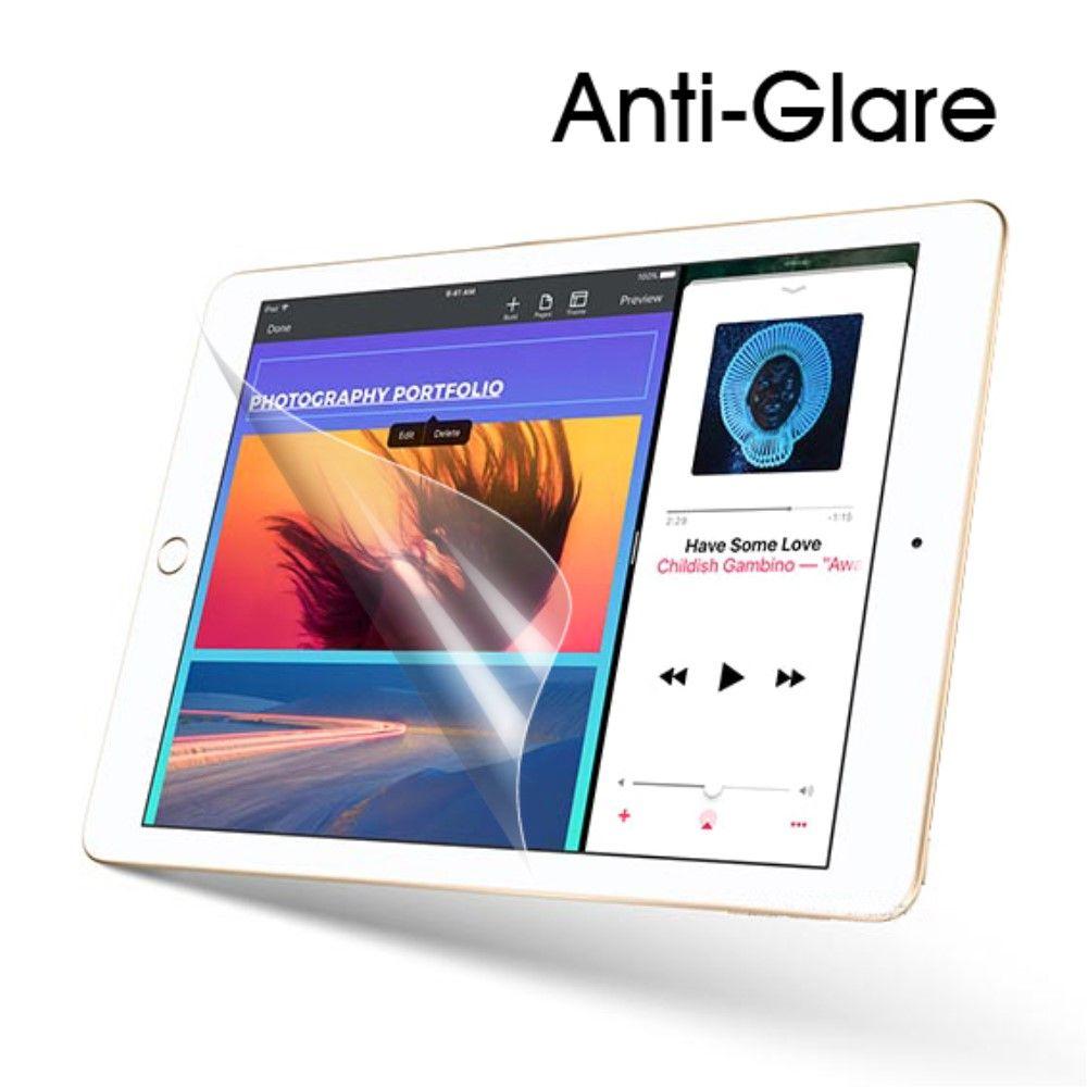 Image of   iPad 9.7 (2017 / 2018) - Mat Anti-reflektion LCD-Beskyttelsesfilm