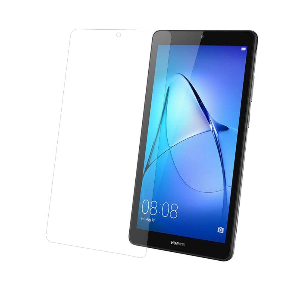 "Huawei MediaPad T3 8"" - Hærdet panserglas 0,3mm. med Arc Edge"
