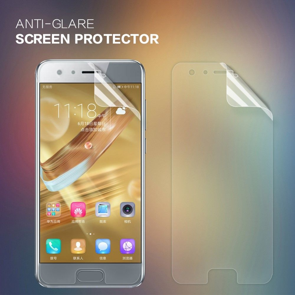 Image of   Huawei Honor 9 - NILLKIN Beskyttelsesfilm mat LCD anti-ridse