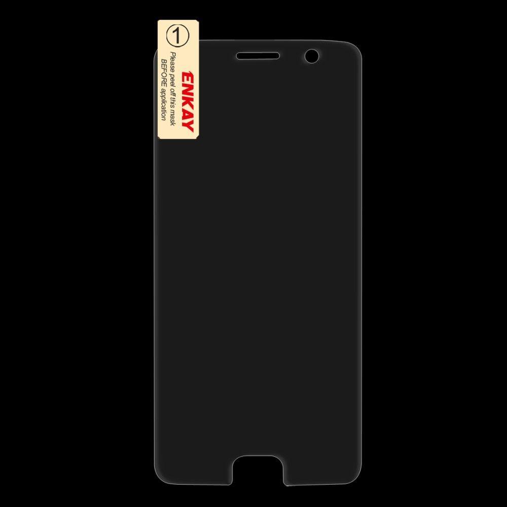 OnePlus 5 - HAT PRINCE hærdet panserglas 0,26mm. (Arc Edge)