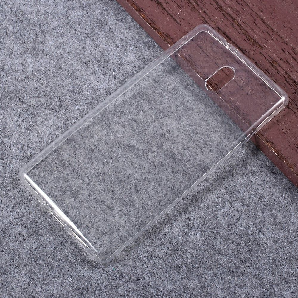 Nokia 3 - TPU blødt cover - Transparent