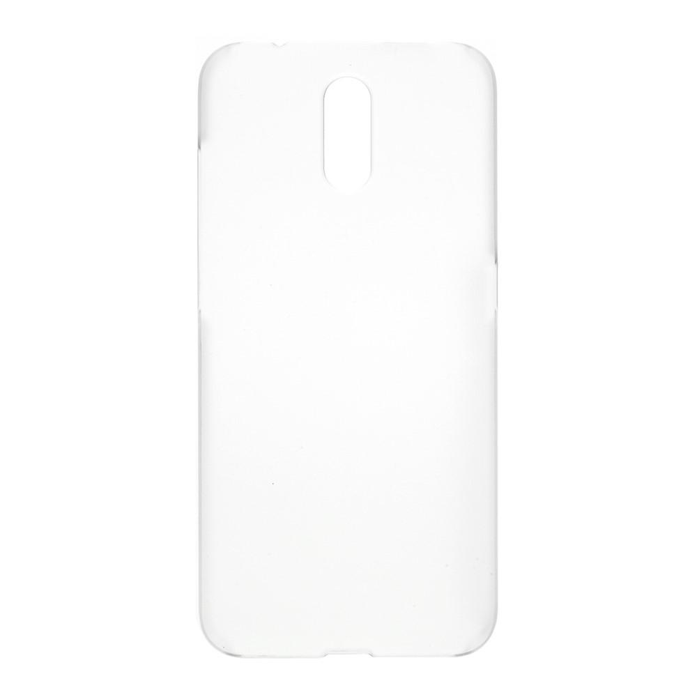 Nokia 2.3 - Hardcover m/anti-slip - Transparent