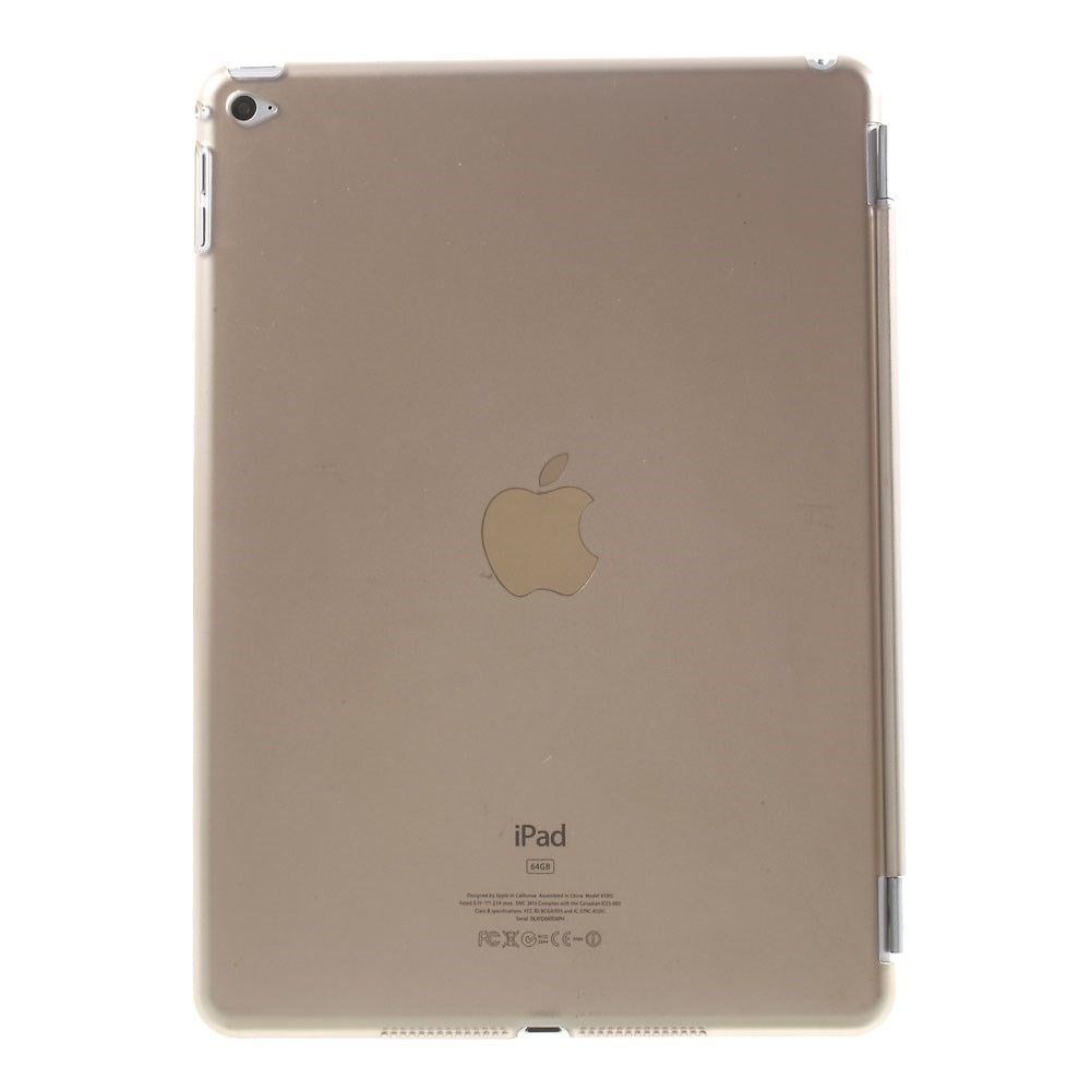 iPad Air 2 - smart læder cover Tri-fold - Champagne