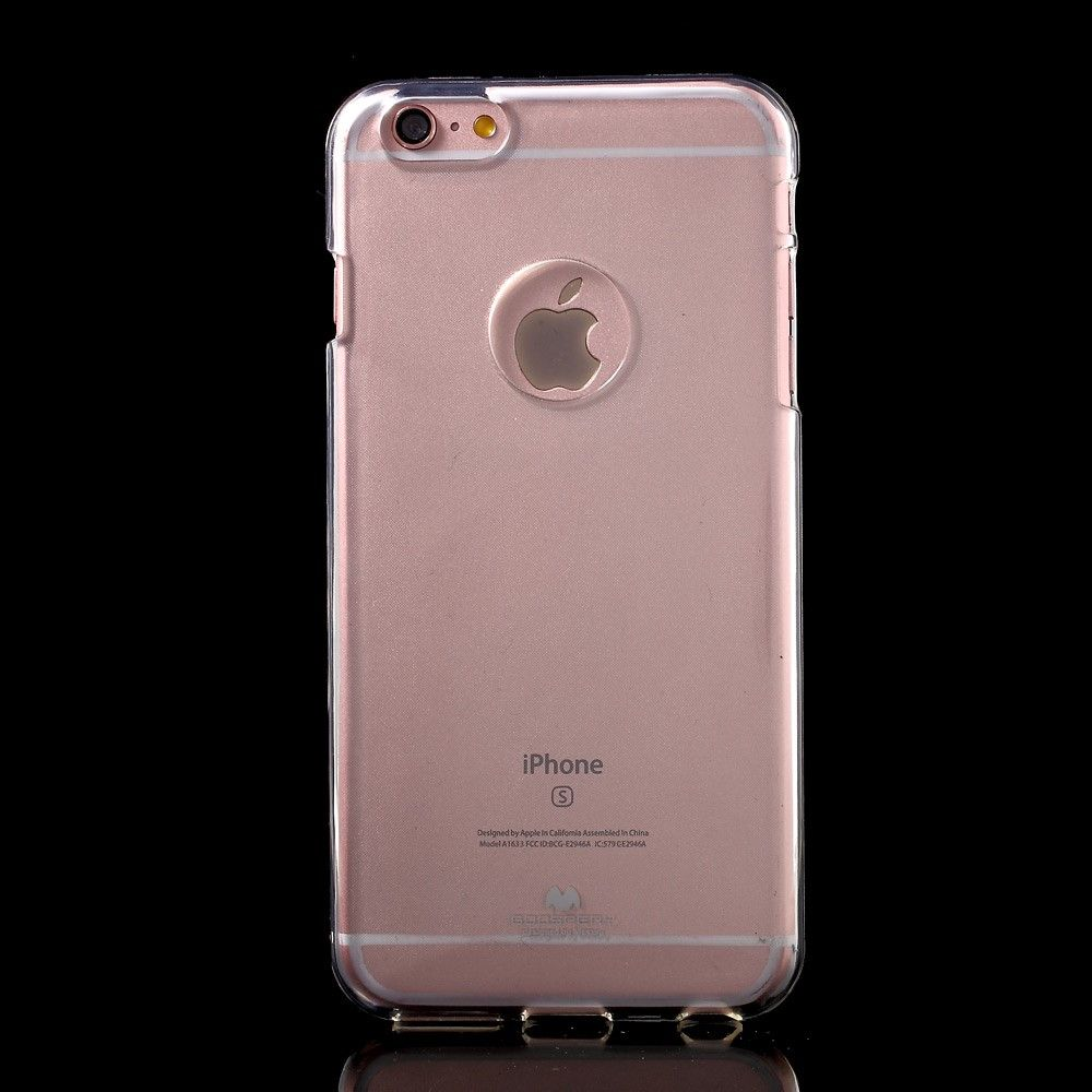 Image of   iPhone 6 Plus / 6s Plus - Mercury GOOSPERY tpu cover - Transparent