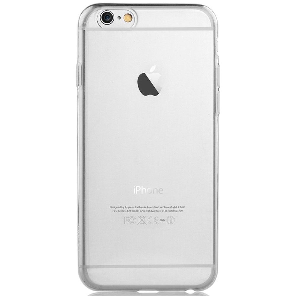 Image of   iPhone 6 Plus / 6s Plus - DEVIA tpu ultratyndt cover - Transparent