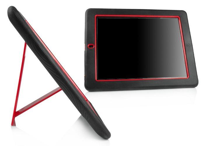 Image of   iPad 2/3/4 - Hybrid Defender hardcover - Magenta
