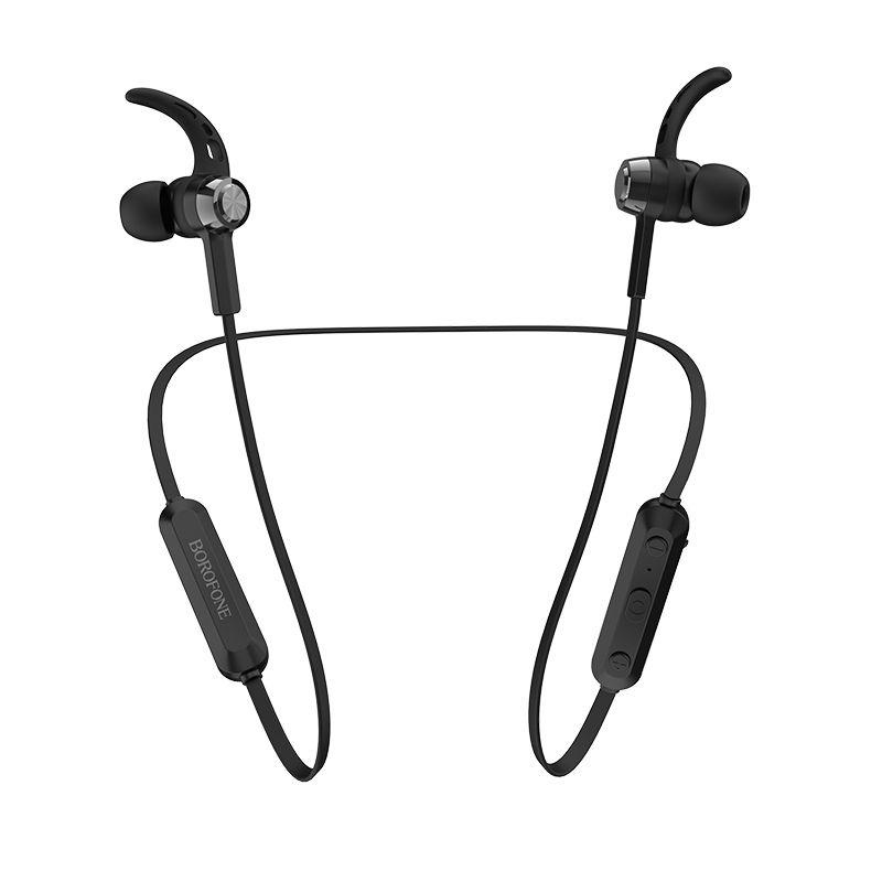 Image of   BOROFONE - MaxRun Sports Bluetooth Høretelefoner - Sort