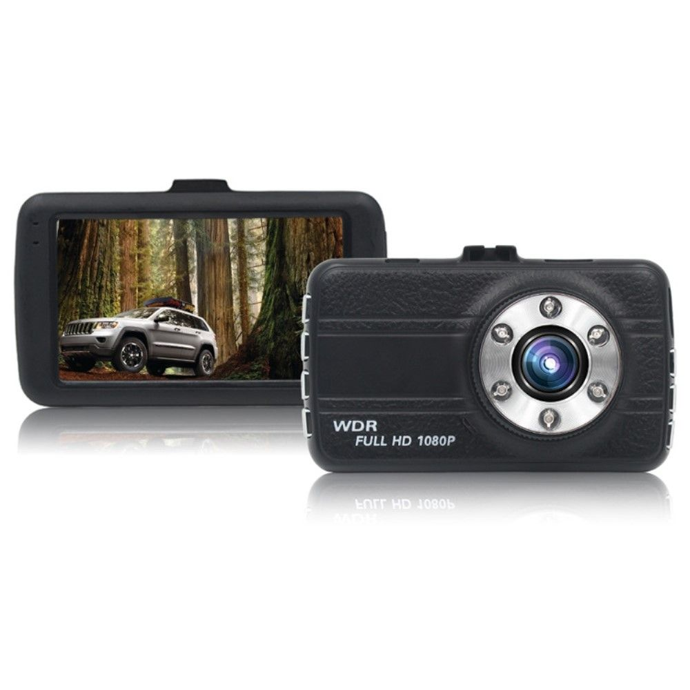 "Image of   Dashcam A10 Bilkamera - Full HD 3"" Vidvinkel Motion Detection"