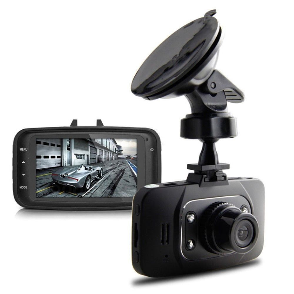 Image of   Dashcam W8000 bilkamera - m/motion detection