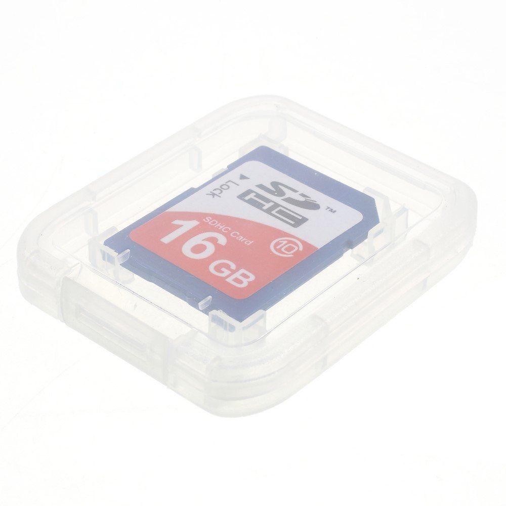 Image of   SDHS High speed hukommelseskort klasse 10 - 16GB