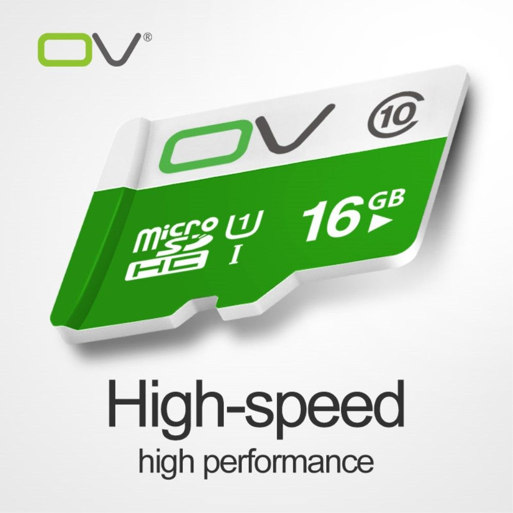 Image of   Micro SD High Speed hukommelseskort 16GB