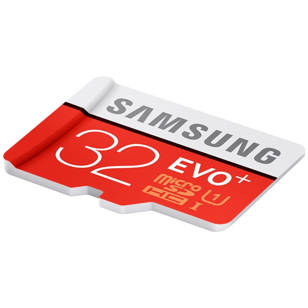 Image of   MicroSD kort 32 GB high speed - SAMSUNG EVO+