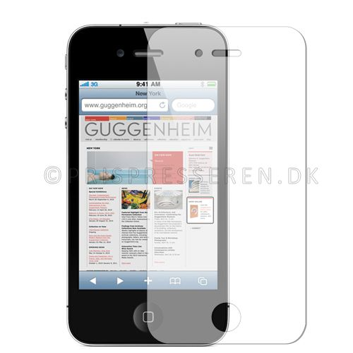 Image of   iPhone 4, iPhone 4S Screen Protector