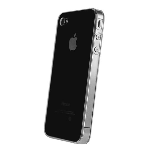 Image of   Worlds Thinnest Case til iPhone 4 - transparent