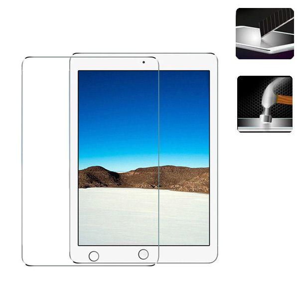 Image of   iPad 2/3/4 - Hærdet Panserglas / skærmbeskytter m/Arc Edge