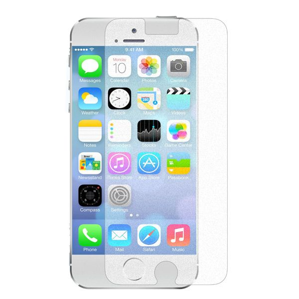 Image of   iPhone 6/6S - Mat Anti-Glare Beskyttelsesfilm
