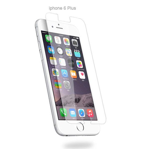 Image of   iPhone 6 Plus//6S Plus - Klar Beskyttelsesfilm