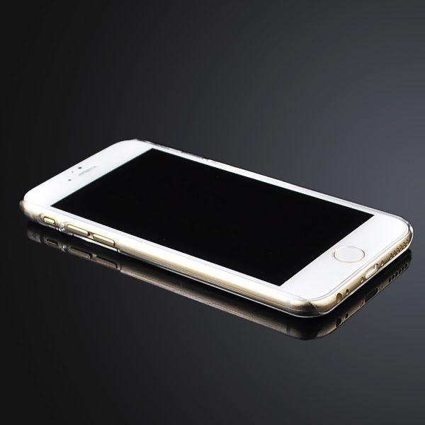 Image of   iPhone 6/6S - Spinkel Hard Back Cover - Transparent